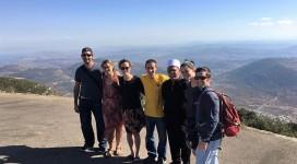 ג'סיקה ותלמידי רבנות בישראל