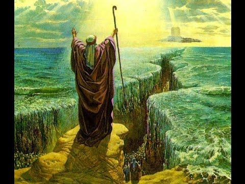 משה וים סוף